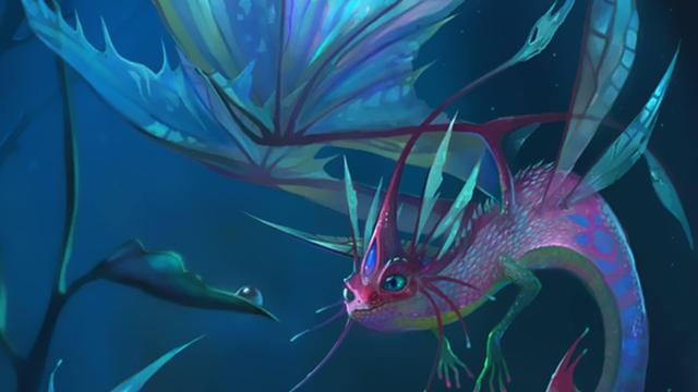 Những chủng loài rồng siêu hầm hố trong truyền thuyết mà bạn chưa bao giờ nghe tên - Ảnh 1.