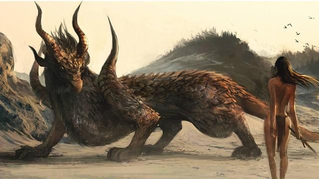 Những chủng loài rồng siêu hầm hố trong truyền thuyết mà bạn chưa bao giờ nghe tên - Ảnh 2.