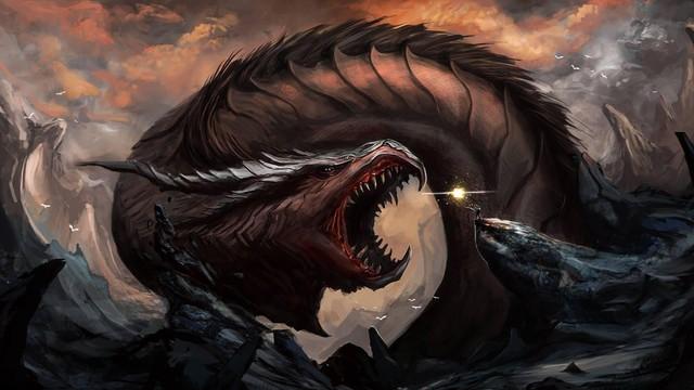 Những chủng loài rồng siêu hầm hố trong truyền thuyết mà bạn chưa bao giờ nghe tên - Ảnh 5.