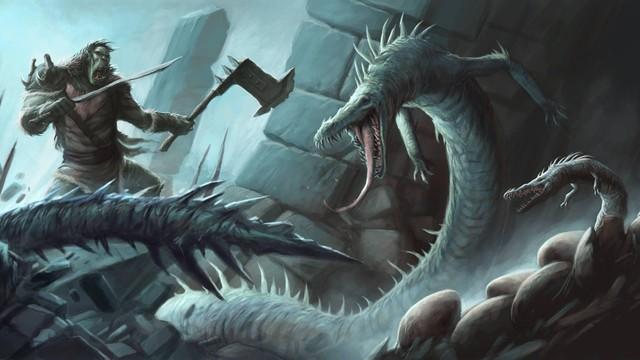 Những chủng loài rồng siêu hầm hố trong truyền thuyết mà bạn chưa bao giờ nghe tên - Ảnh 6.