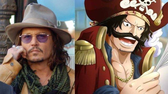 One Piece: Johnny Depp nằm trong tầm ngắm cho vai diễn cựu Vua hải tặc Gol D. Roger phiên bản live-action - Ảnh 3.