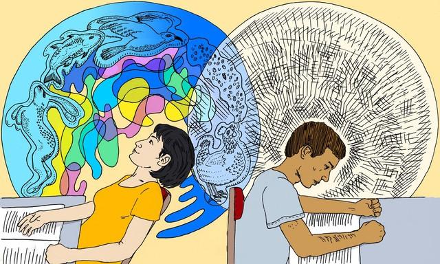 Hội chứng Aphantasia: Lý do tại sao nhiều người không có khả năng tưởng tượng - Ảnh 4.