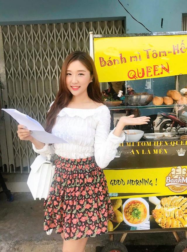 Chân dung nữ ca sĩ người Hàn Quốc gây bão vì khen ngợi bánh mì trên sóng VTV - Ảnh 2.