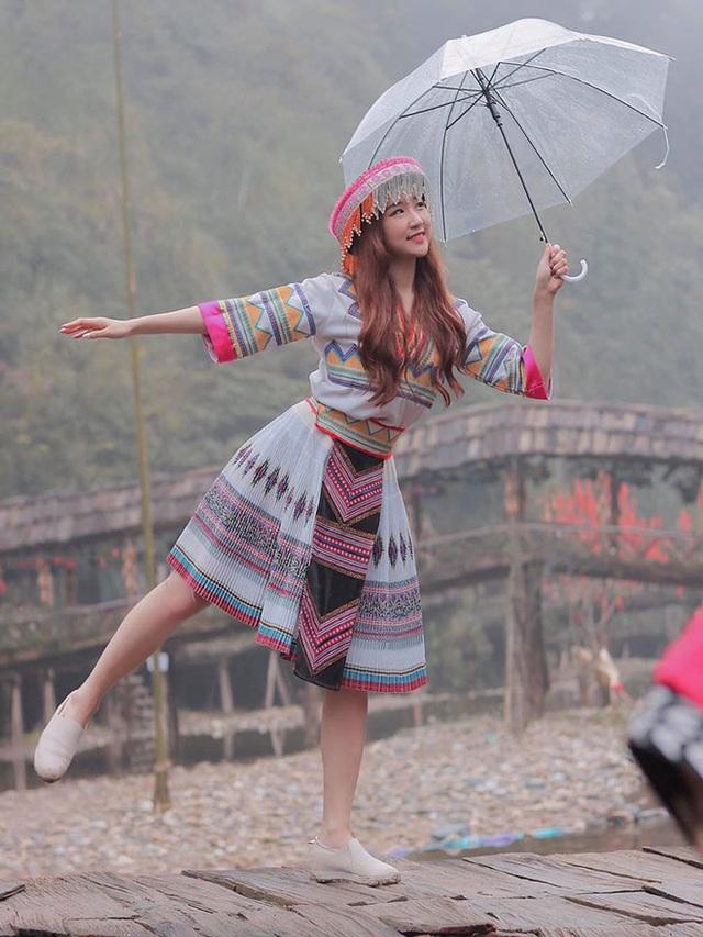 Chân dung nữ ca sĩ người Hàn Quốc gây bão vì khen ngợi bánh mì trên sóng VTV - Ảnh 15.