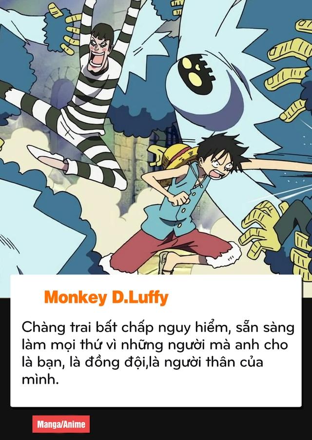 """Oden với Luffy, những điểm tương đồng của 2 """"Thánh Trẩu"""" nhất One Piece - Ảnh 7."""