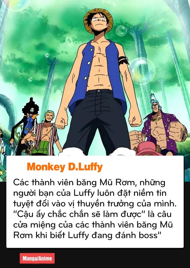 """Oden với Luffy, những điểm tương đồng của 2 """"Thánh Trẩu"""" nhất One Piece - Ảnh 9."""