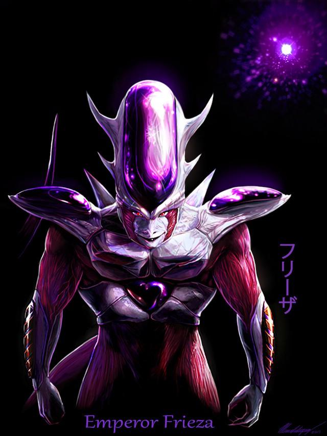 Dragon Ball: Hết hồn khi thấy ác nhân Frieza được vẽ theo phong cách kinh dị dọa nạt người xem - Ảnh 19.