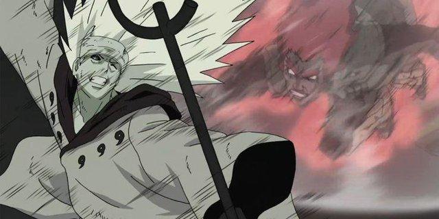 Naruto: Top 10 trận đấu hay nhất trong cuộc đại chiến nhẫn giả lần thứ 4 (P.2) - Ảnh 4.