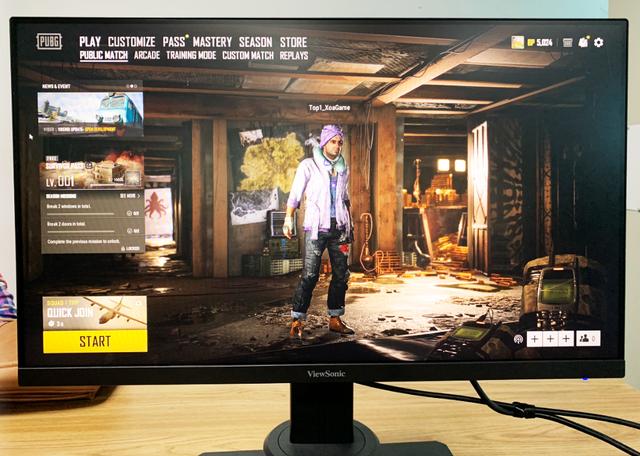 Dùng thử màn gaming 144Hz ViewSonic XG2705: Màu ưng mắt, tích hợp nhiều tính năng đáng tiền - Ảnh 5.