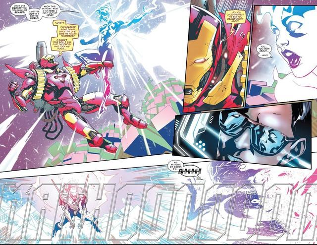 Top 10 bộ giáp siêu bá đạo nhất, ngầu nhất của các Iron Man trong Đa Vũ Trụ (P.2) - Ảnh 4.