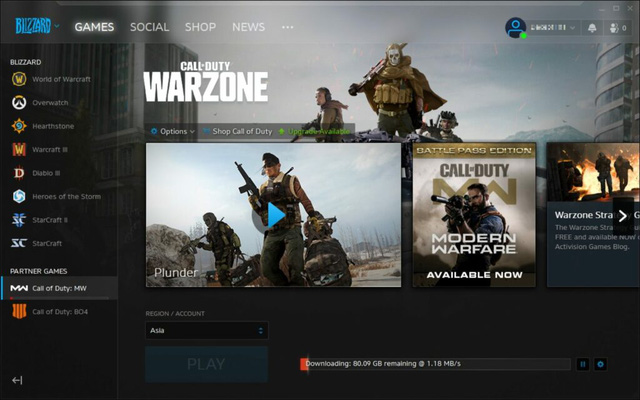 Anh em cảm thấy thế nào về Call of Duty: Warzone, tựa game sinh tồn miễn phí mới toanh vừa ra mắt? - Ảnh 1.