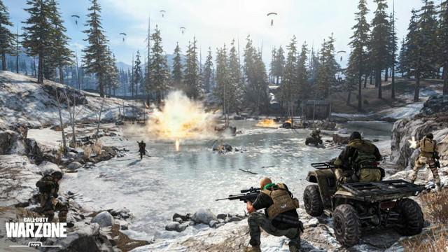 Anh em cảm thấy thế nào về Call of Duty: Warzone, tựa game sinh tồn miễn phí mới toanh vừa ra mắt? - Ảnh 2.