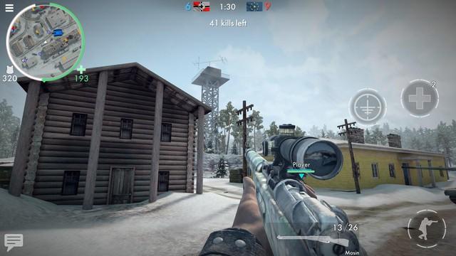 Top 10 game bắn súng đỉnh cao không thể bỏ qua trên mobile (P1) - Ảnh 1.