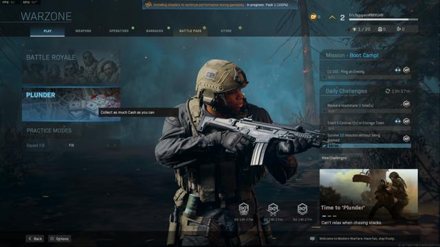 Anh em cảm thấy thế nào về Call of Duty: Warzone, tựa game sinh tồn miễn phí mới toanh vừa ra mắt? - Ảnh 5.