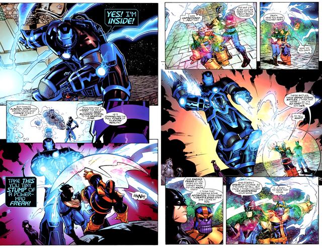 Top 10 bộ giáp siêu bá đạo nhất, ngầu nhất của các Iron Man trong Đa Vũ Trụ (P.1) - Ảnh 3.