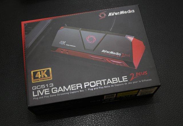 """AverMedia Live Gamer Portable 2 plus: """"Vũ khí"""" siêu tiện lợi streamer nào cũng nên rinh một cái - Ảnh 1."""