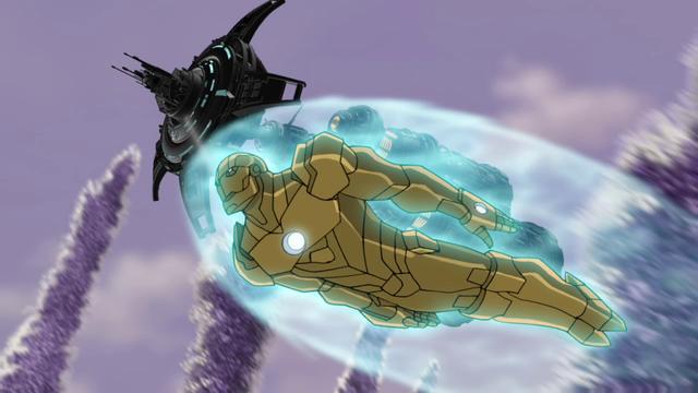 Top 10 bộ giáp siêu bá đạo nhất, ngầu nhất của các Iron Man trong Đa Vũ Trụ (P.1) - Ảnh 1.