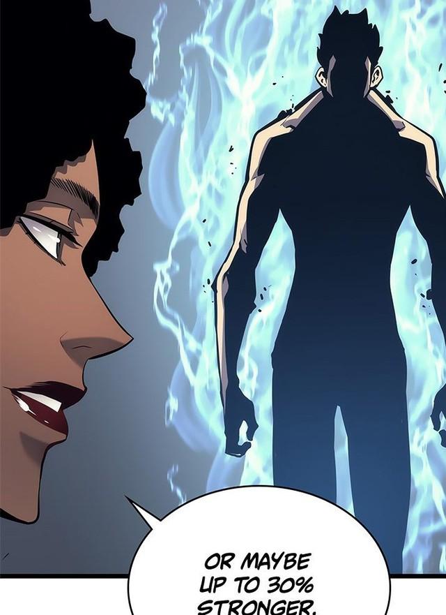 Solo Leveling chương 109: Phát hiện bóng tối vô tận bên trong, Jin Woo sở hữu sức mạnh bá đạo không có giới hạn - Ảnh 2.