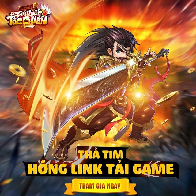 tải game Tam Quốc Tốc Chiến nhận vip code cực khủng Photo-1-1584172523854860868051