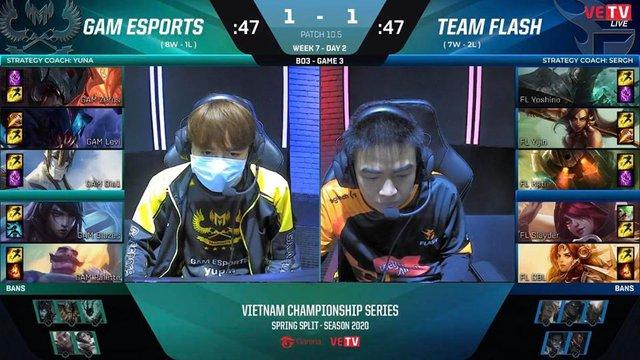 LMHT: Yoshino và Zeros bất phân thắng bại, GAM thắng kịch tính Team Flash nhờ sự tỏa sáng của Dia1 - Ảnh 5.