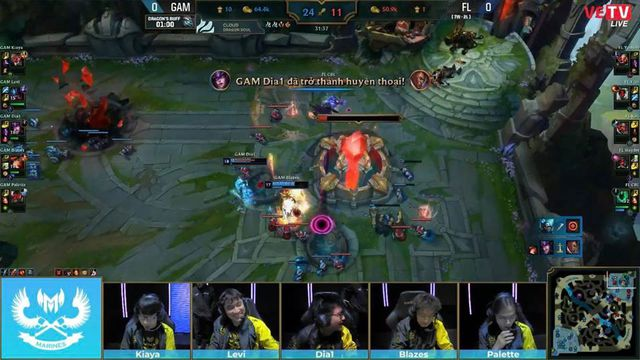 LMHT: Yoshino và Zeros bất phân thắng bại, GAM thắng kịch tính Team Flash nhờ sự tỏa sáng của Dia1 - Ảnh 4.