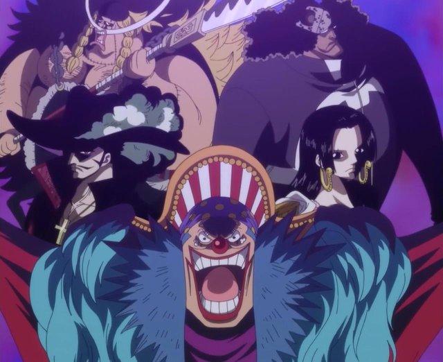 One Piece trước và sau time skip được đặt lên bàn cân so sánh Photo-4-158417203542035727866