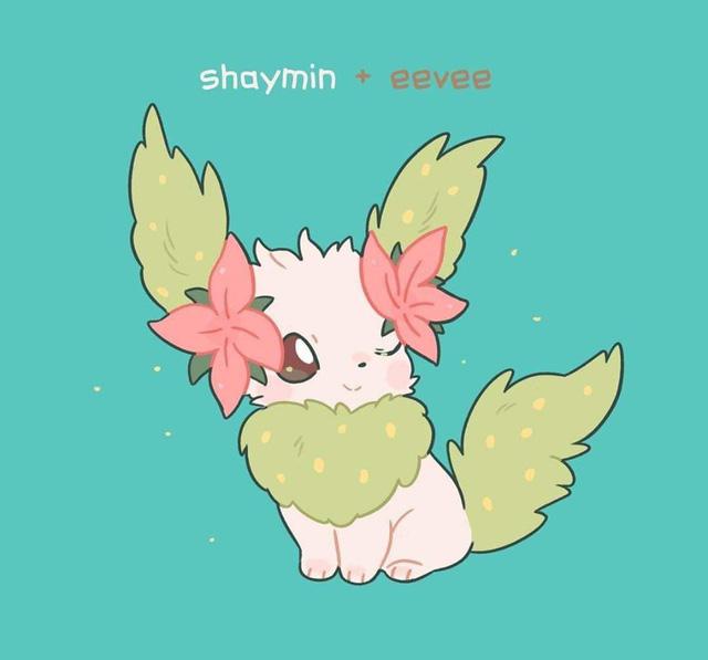 Loạt tranh vẽ Pokemon hợp thể xinh đẹp nhất từ trước tới nay, bạn đã xem chưa? - Ảnh 9.