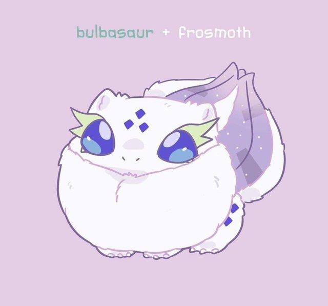 Loạt tranh vẽ Pokemon hợp thể xinh đẹp nhất từ trước tới nay, bạn đã xem chưa? - Ảnh 10.
