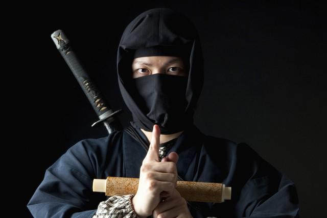 Tất tần tật về Ninja: Những sát thủ áo đen này có giống những gì chúng ta thấy trên phim ảnh? - Ảnh 1.