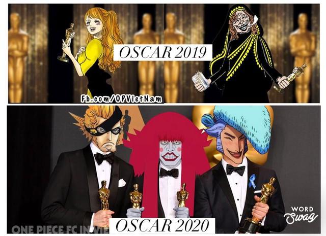 One Piece: Top 6 ứng viên sáng giá cho giải Odacar tại Tân Thế Giới - Ảnh 1.