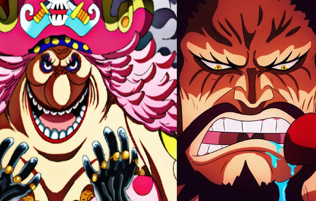 One Piece: Kaido muốn có được bí mật Raftel từ Cửu Hồng Bao, Big Mom liệu có lật kèo vào phút cuối? - Ảnh 3.