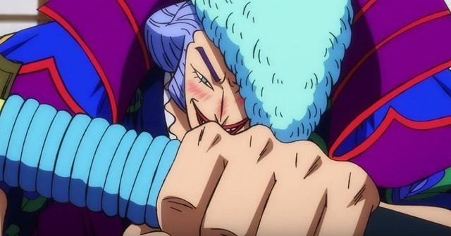 One Piece 974: Giải thích thủ thuật về cái chết của đệ nhất mỹ nhân Wano dưới nhát chém của Kyoshiro - Ảnh 2.