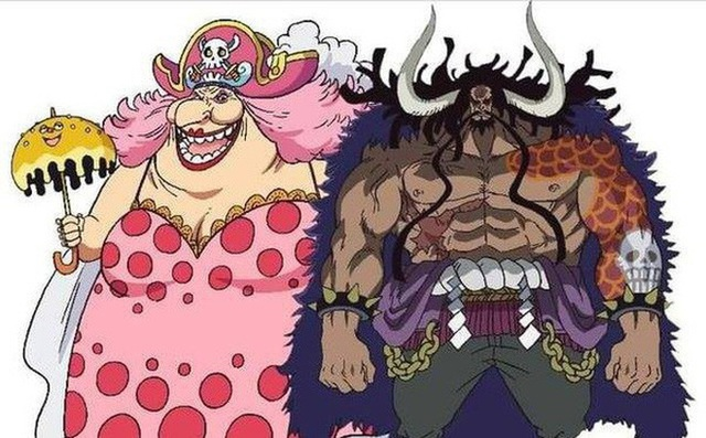 One Piece: Kaido muốn có được bí mật Raftel từ Cửu Hồng Bao, Big Mom liệu có lật kèo vào phút cuối? - Ảnh 2.
