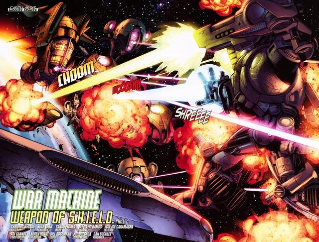 Top 10 bộ giáp siêu bá đạo nhất, ngầu nhất của các Iron Man trong Đa Vũ Trụ (P.2) - Ảnh 8.