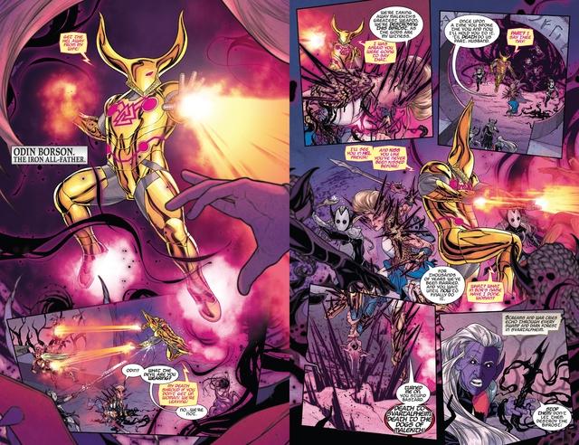 Top 10 bộ giáp siêu bá đạo nhất, ngầu nhất của các Iron Man trong Đa Vũ Trụ (P.2) - Ảnh 9.