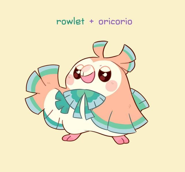 Mãn nhãn khi ngắm bộ ảnh hợp thể của các Pokemon, đẹp quên sầu luôn - Ảnh 4.