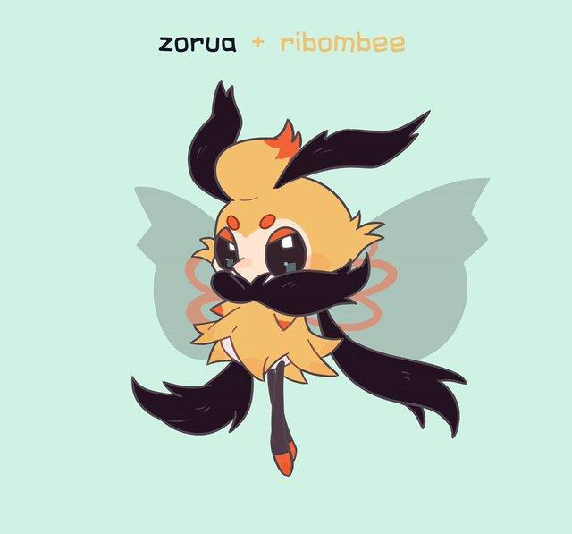 Mãn nhãn khi ngắm bộ ảnh hợp thể của các Pokemon, đẹp quên sầu luôn - Ảnh 23.