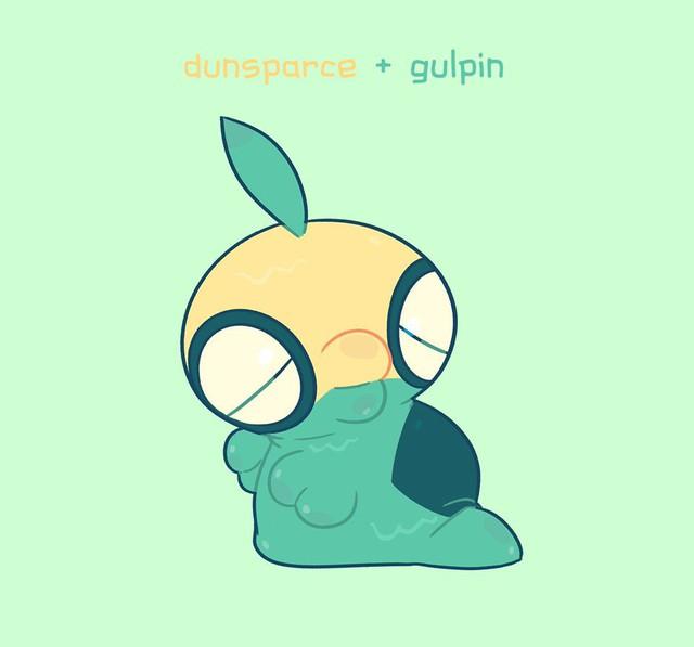 Mãn nhãn khi ngắm bộ ảnh hợp thể của các Pokemon, đẹp quên sầu luôn - Ảnh 24.