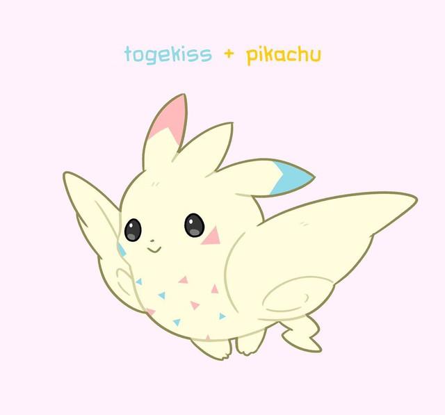 Mãn nhãn khi ngắm bộ ảnh hợp thể của các Pokemon, đẹp quên sầu luôn - Ảnh 35.