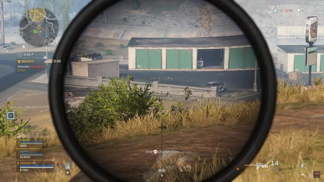 Làm gì để hết chóng mặt khi chơi game bắn súng như Call of Duty: Warzone ? - Ảnh 4.