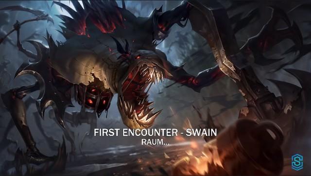 Riot Games ngầm xác nhận rằng Swain là kẻ đã gửi Fiddlesticks tới để hủy diệt Demacia? - Ảnh 2.