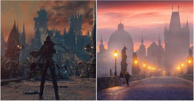 10 địa điểm trong đời thực có bối cảnh y hệt thế giới game (P1) - Ảnh 1.