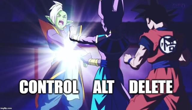 Dragon Ball: Xua tan ảm đạm ngày dịch với loạt meme hài hước không thể nhịn được cười - Ảnh 11.