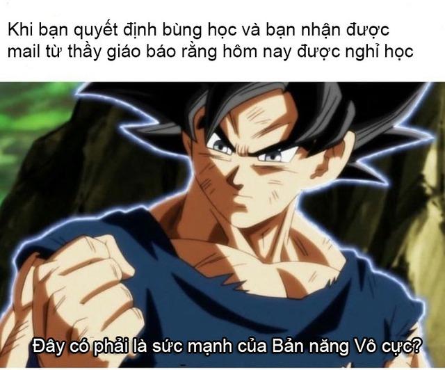 Dragon Ball: Xua tan ảm đạm ngày dịch với loạt meme hài hước không thể nhịn được cười - Ảnh 13.