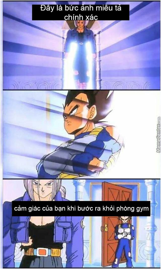 Dragon Ball: Xua tan ảm đạm ngày dịch với loạt meme hài hước không thể nhịn được cười - Ảnh 14.