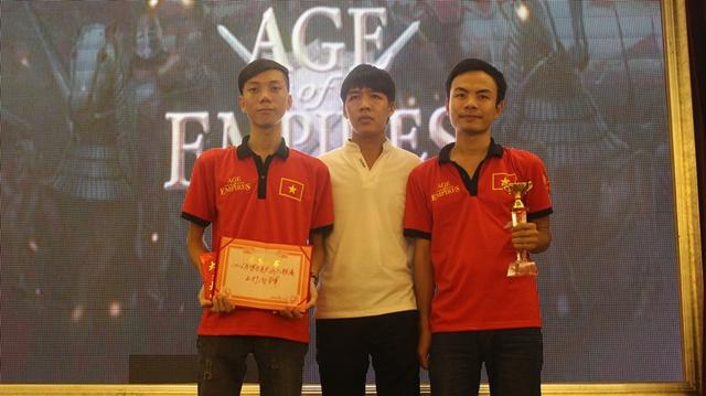 BiBi khẳng định: Đây sẽ là một trận đấu hấp dẫn khi quy tụ 3 tay chém khét tiếng nhất của AoE Việt Nam! - Ảnh 2.