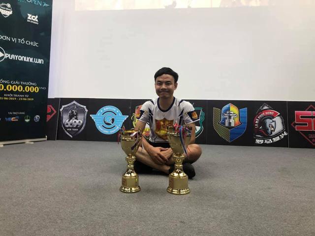 BiBi khẳng định: Đây sẽ là một trận đấu hấp dẫn khi quy tụ 3 tay chém khét tiếng nhất của AoE Việt Nam! - Ảnh 1.