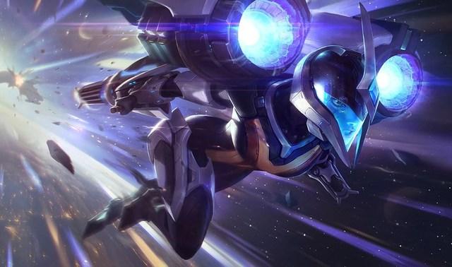4 đội hình mạnh nhất ngày đầu Đấu Trường Chân Lý: Vô Hạn Thiên Hà ra mắt - Siêu Robot đại chiến Thời Không - Ảnh 9.