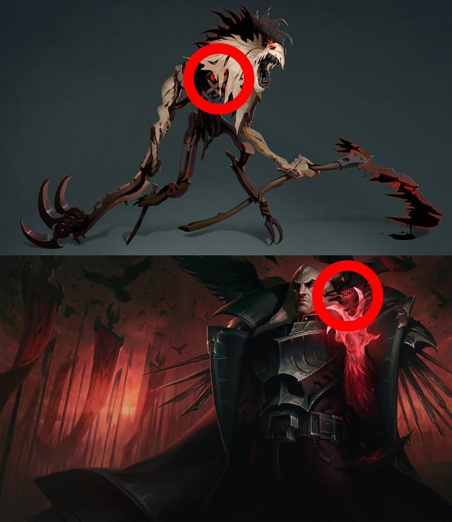 LMHT: Giả thuyết về mối quan hệ giữa Fiddlesticks và Swain - kẻ nắm giữ sức mạnh Ác Quỷ Thượng Cổ - Ảnh 7.