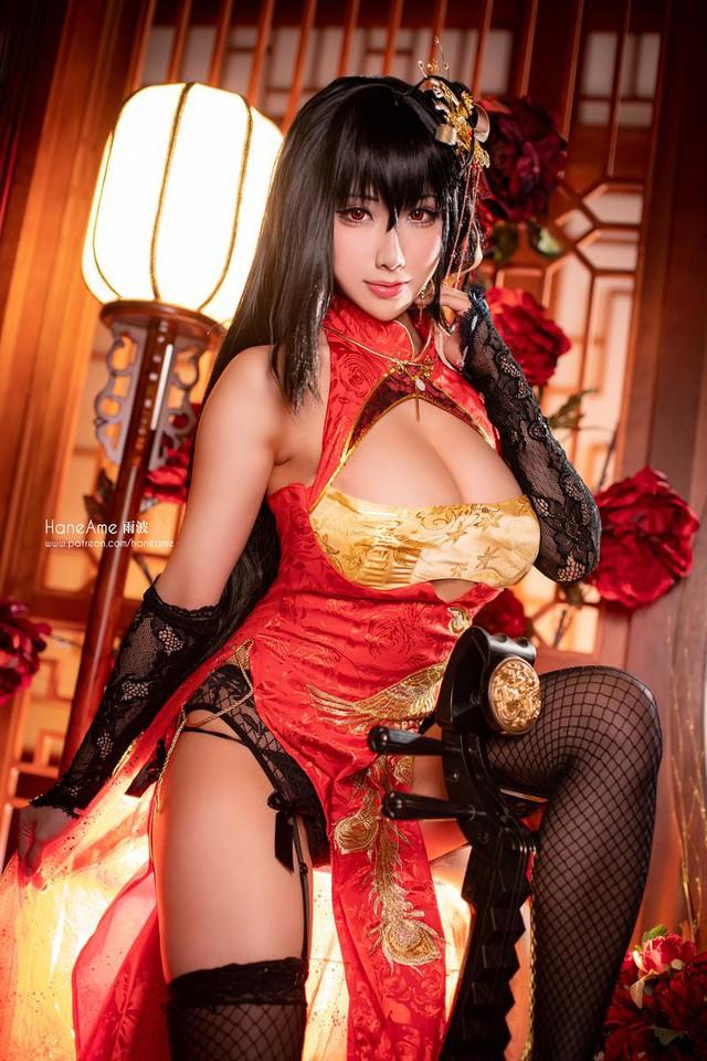 Lịm tim khi ngắm ảnh cosplay nàng waifu nổi tiếng trong tựa game mobile Azur Lane - Ảnh 2.